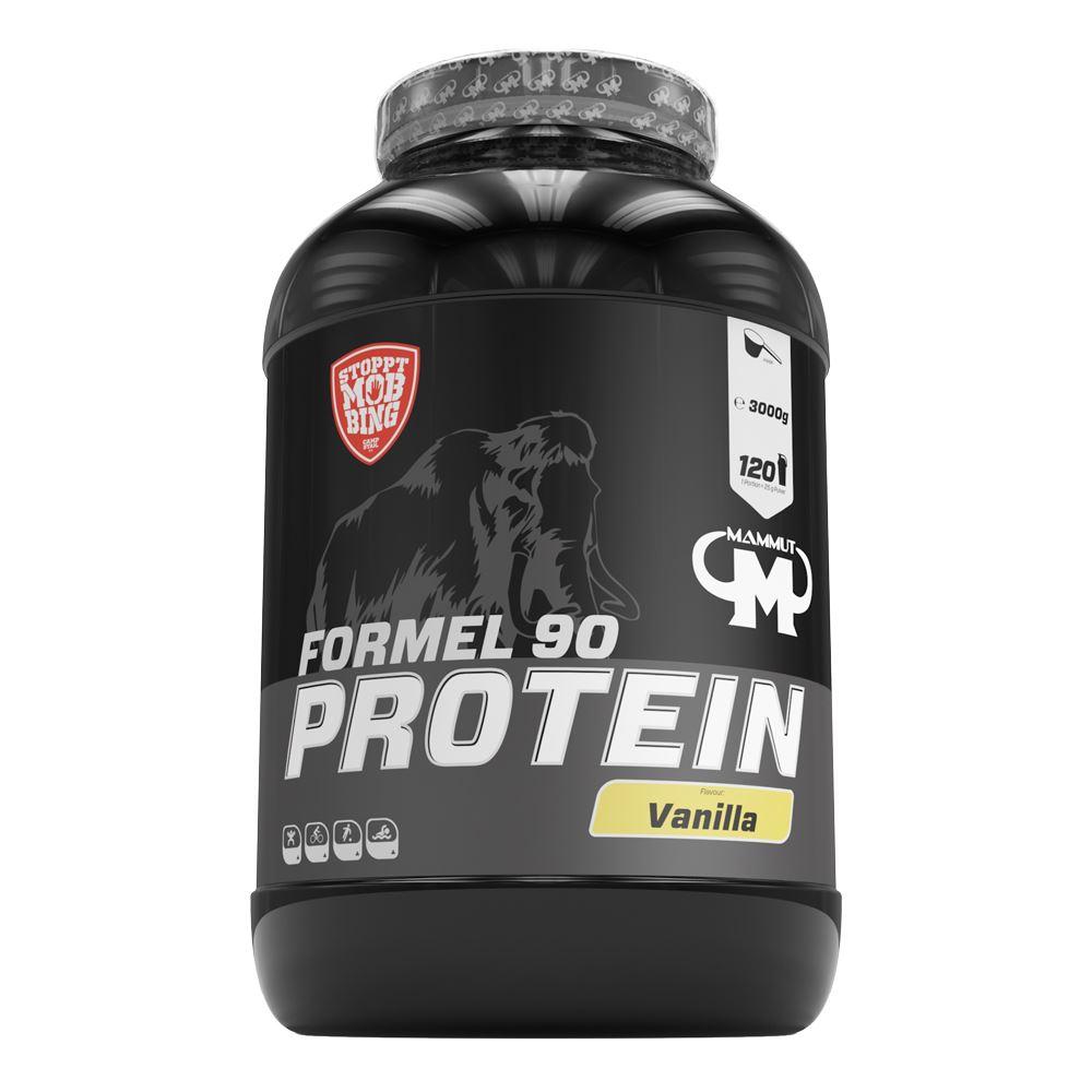 (12,11EUR/kg) 2 x Mammut - 3000g Formel 90 Protein 3000g - Dose 70c2f7